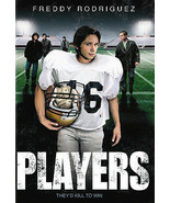 Players (DVD, 2006), Featuring FREDDY RODRIGUEZ  Pre-owned - $5.93