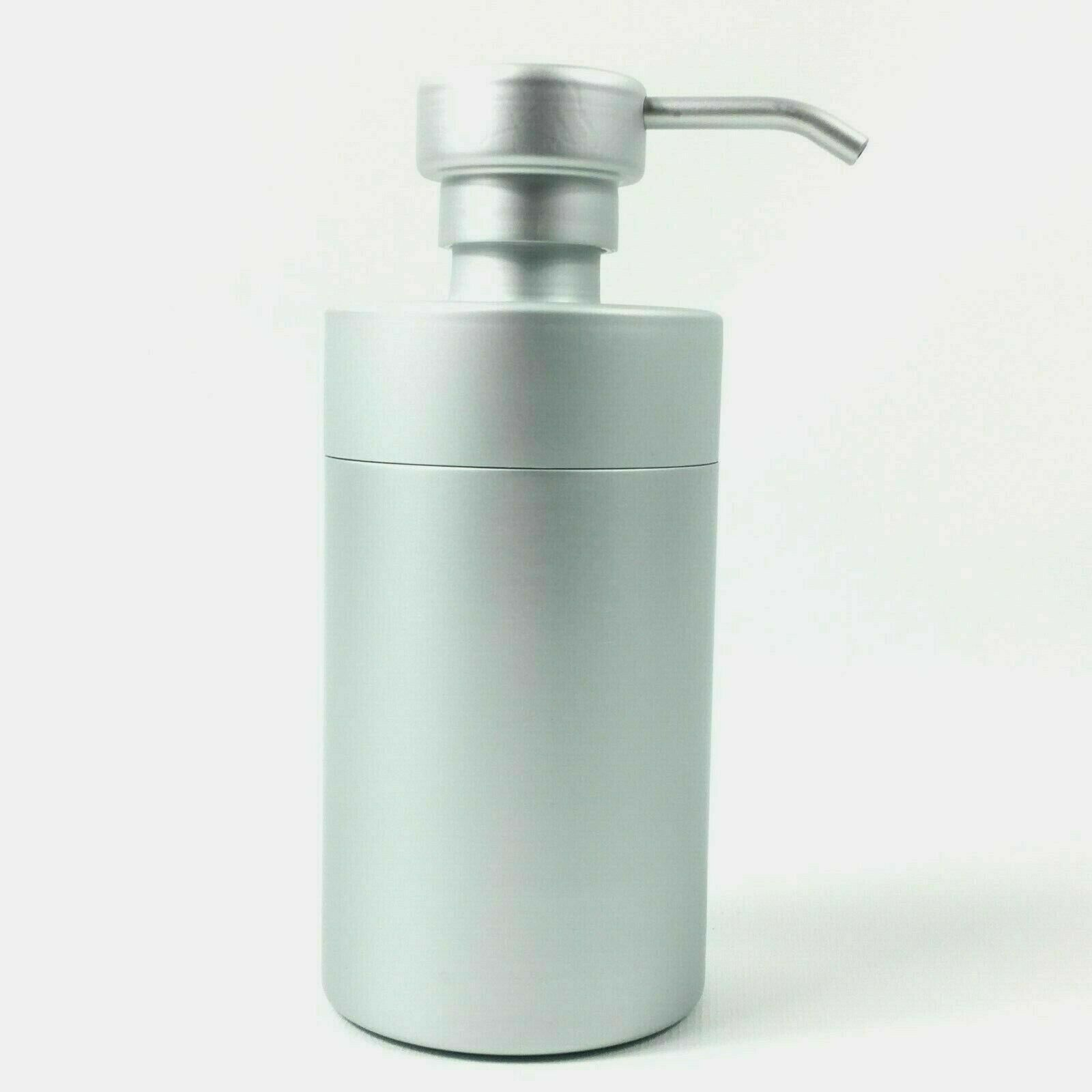 Made By Design Lotion Pump Silver Gray -- new with tags-- (store)
