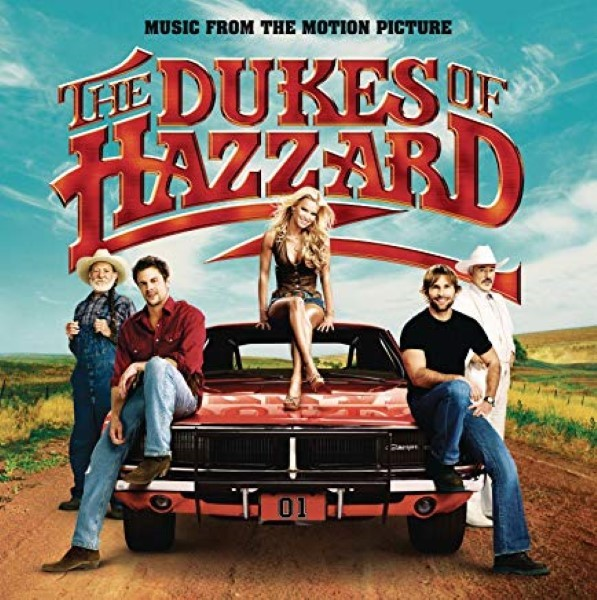 The Dukes of Hazzard - Music From The Motion Picture Cd