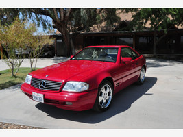 1997 Mercedes-Benz SL500 For Sale In Yermo, CA 92398-1209 image 1