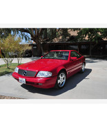 1997 Mercedes-Benz SL500 For Sale In Yermo, CA 92398-1209 - $15,500.00