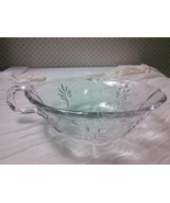 Fostoria Clear Baroque One Handled Nappy Bowl - $15.00