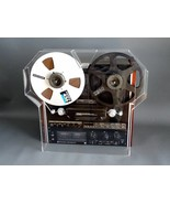 NEW Grey Dust Cover with Reel Extensions for TEAC X-1000 X-2000 R M A-33... - $187.11
