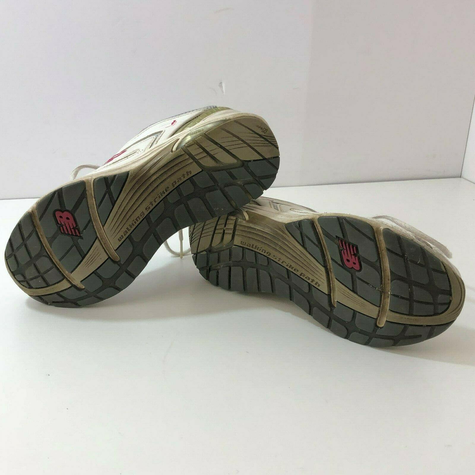 NEW BALANCE Susan G Komen Breast Cancer Awareness Walking Sneakers Womens Size 8