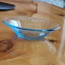 """Fostoria Fairfax Blue 5"""" Dessert Bowl - $3.60"""