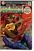 OUR ARMY AT WAR #200-SGT. ROCK-COOL ISSUE VG+ - $63.05