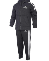 adidas Boys' Tricot Jacket and Pant Set , Size 2T - $29.69