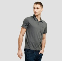 KENNETH COLE NEW YORK POLO SHIRT, Ash Grey, Size XS - £18.92 GBP