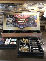 Monopoly Star Wars Episode 1 Collector Edition 3-D Gameboard Board Game - $19.79