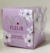 NOA Fleur by cacharel for Women, 3.4 fl.oz / 100 ml eau de toilette spray, rare image 2