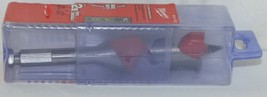 Milwaukee 48131123 Ship Auger Bit 6 Inch Brand New In Package image 2
