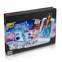Crayola Fashion Super Star Build Your Virtual Closet Set Design Scan Style w App image 3