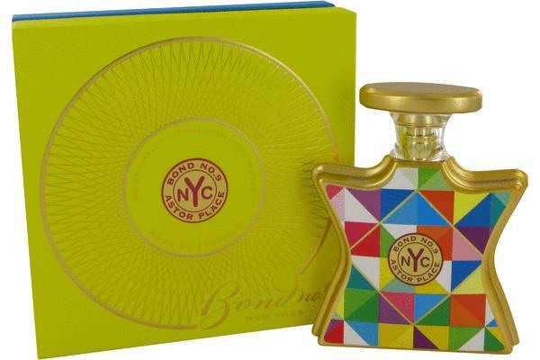 Bond no.9 astor place perfume