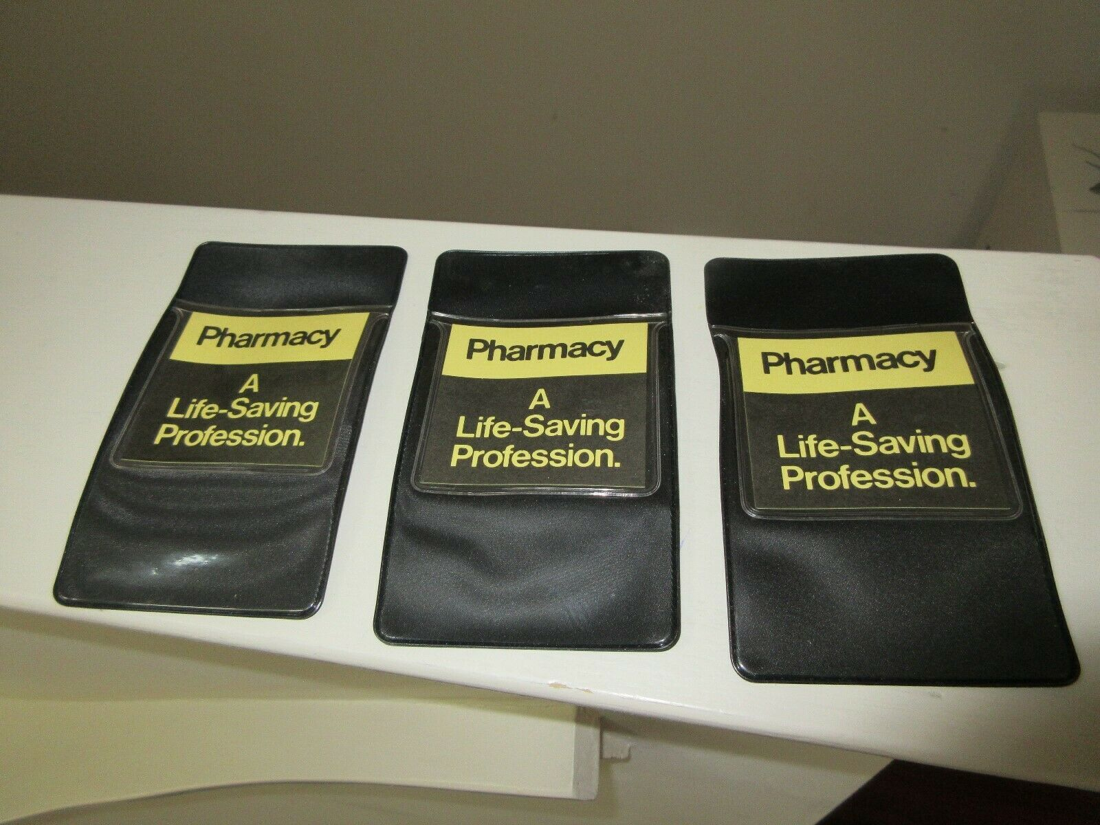 Rx, Pharmacy , Drugstore , Promotional Item , Shirt Ink Pocket Protector , Lot 5