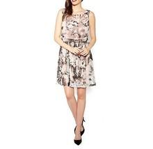 Betsey Johnson Dress Sz 12 Blush Pink Black Sequin Sleeveless Cocktail E... - $1.703,48 MXN