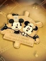 2Disney Card Club Mickey & Minnie 90th Anniversary Collectors Pin - $24.74