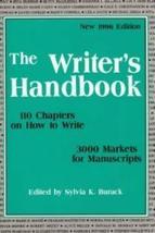 Writer's Handbook 1996 (Writer's Handbooks (Writer Inc)) [Dec 01, 1996] Burack,