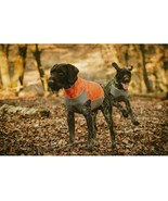 HURTTA WORKER HIGH VISIBILITY VEST PET DOG OUTDOOR SAFETY HUNTING SIZE M... - $78.39