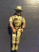 Tony Tanner Corps! Action Figure Only Lanard Toys 1986 - $8.00