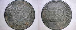 1941 Netherlands 10 Cent World Coin - $7.99