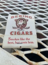 Bering Cigars Matches - $2.96