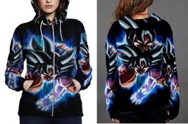 Goku- Dragon- Ball- Super Women's Zipper Hoodie - $49.80+
