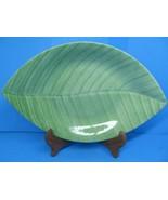 """Villeroy & Boch 13"""" Palm Leaf Gourmet Plate EUC - $48.02"""