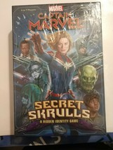 Usaopoly, Captain Marvel Secret Skrulls Board Game New & Sealed - $13.36