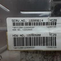 00 01 02 03 Chevrolet Pontiac GMC ECU ECM electronic control module OEM 12209614 - $39.59