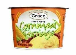 Grace Jamaica Instant Cornmeal Porridge 60g - $14.85+