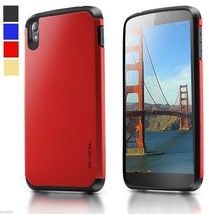 Phone Case For Alcatel OneTouch Idol 3 (5.5 in) Hard Slim Armor Shockpro... - $8.81