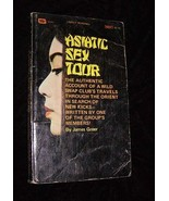 Asiatic Sex Tour Paperback Book pulp fiction James Greer 1970 Century Book - $20.00