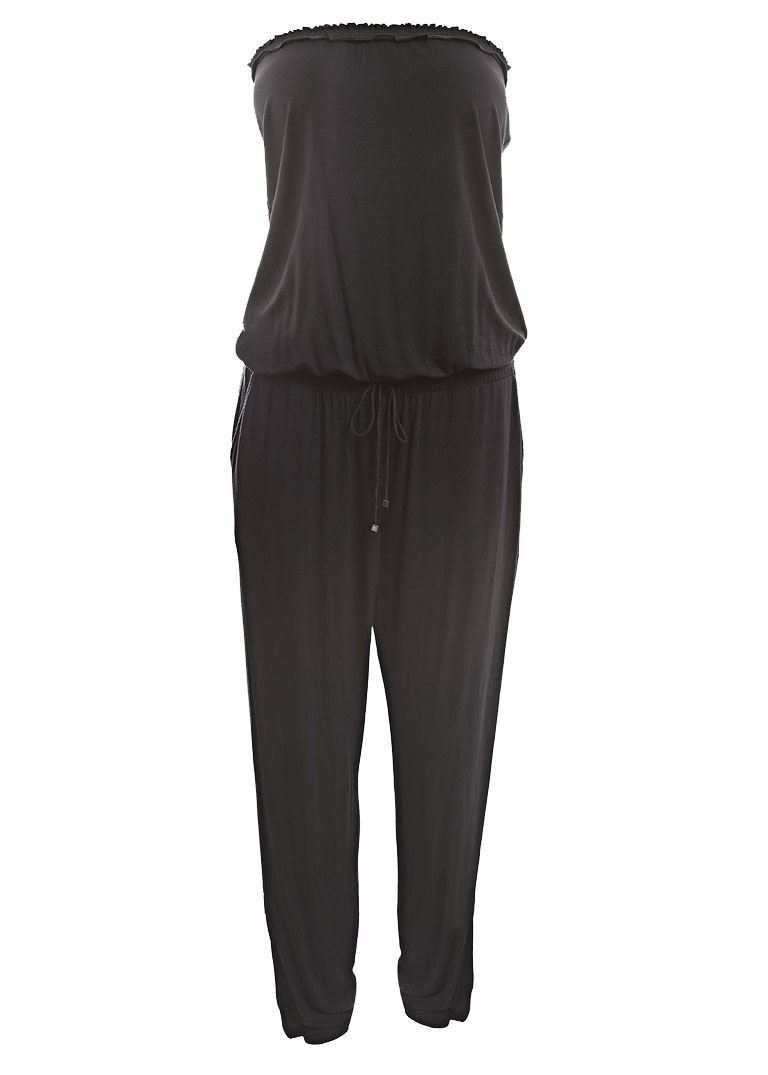 Primary image for Freya Jet Set AS3420 Strapless Jumpsuit Black (BLK) CS