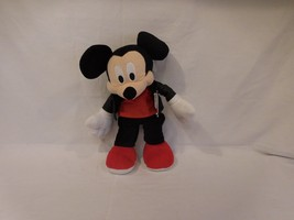 Disney Mickey Mouse Rock Star 12 Plush - $9.02