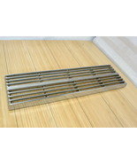 Jenn Air Chrome Vent Grille Part Number 700515 - approx. 17 in. x 5 in. - $32.71