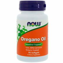 Now Foods Oregano Oil, 90 Softgels - $17.99