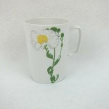 Block Langenthal Henry Evans Floral Portraits Matilija Poppy Flat Mug 3.... - $29.99