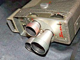 8MM Movie Camera USA AA19-1520 Vintage image 5