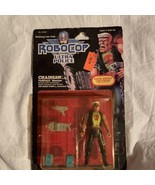 1988 KENNER ROBOCOP CHAINSAW FIGURE SEALED Card Ok - $23.74