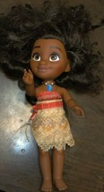 "14"" Disney Princess MOANA doll Jakks Pacific - $14.00"