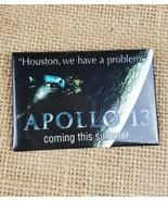Vintage Universal Studios Apollo 13 Houston We Have A Problem Promo Pin - $6.92