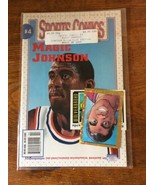 Magic Johnson 1991 NBA Sports Comics Limited Prizm Card Edition - NEW Co... - $15.95