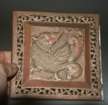 COPPER PLAQUES ARTS AND CRAFTS Wall hanging - $120.77