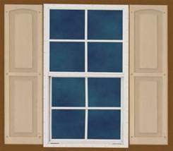 "Best Barns 18"" x 27"" Window with Shutter - $87.99"