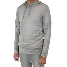 EMF Protection Hoodie - Silver Elastic - £186.16 GBP