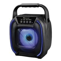 Supersonic IQ-1674BT- Blue 4-Inch Portable Bluetooth Speaker (Blue) - $44.56 CAD