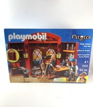 Playmobil Pirates Hideout Play Box  (for Kids 4 and up) 82 piece set - $23.33