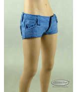 1/6 Scale Phicen, TBLeague, Hot Toys, CAT Toys - Sexy Female Mini Jean S... - $13.37