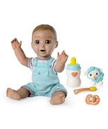 Luvabeau Interactive Talking Baby Doll with Expressions & Movement, Ages... - $70.04
