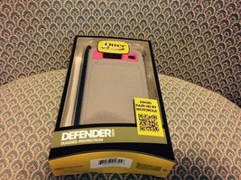 Motorola Droid Razr HD Otterbox Defender Protective Case Cover Belt Clip Holster